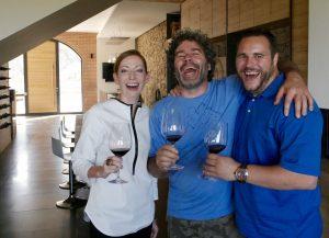 Rock star winemakers