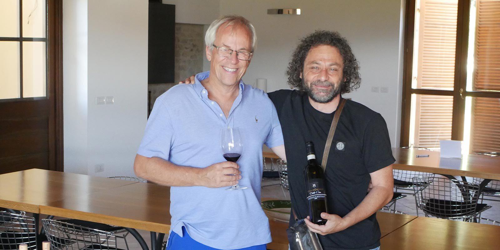 Meet The Wine-Maker